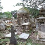 墓地の写真