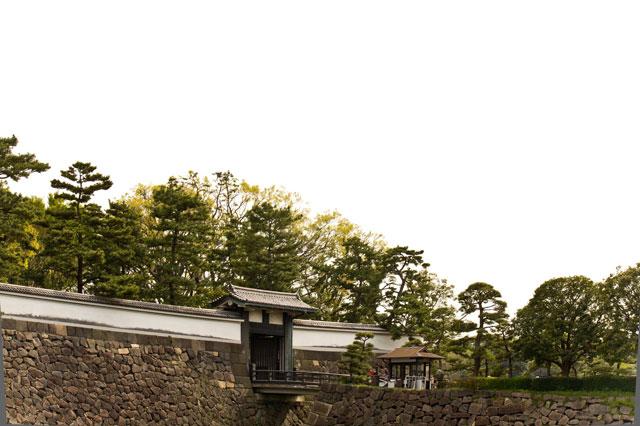 皇居の写真