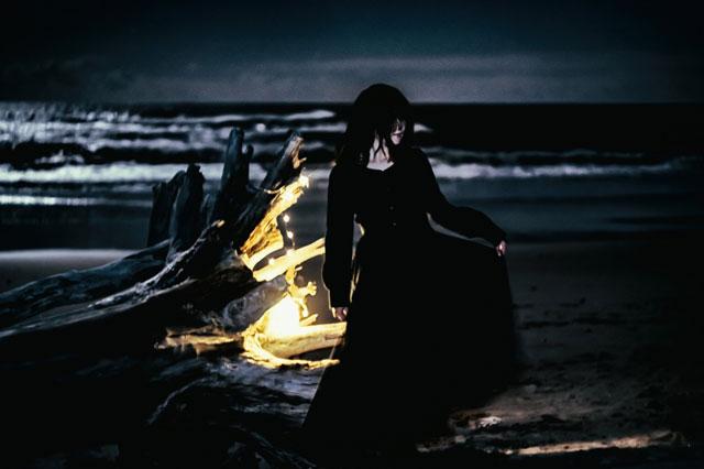 魔女の写真